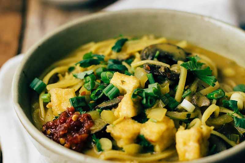 Spicy-Curry-with-Tofu-vegetarian-Mushrooms-roamilicious