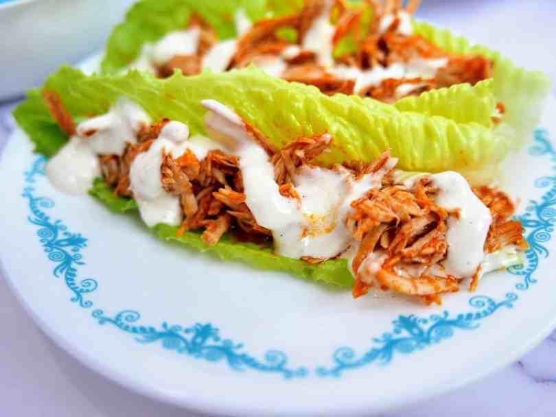 keto lettuce wraps easy recipe