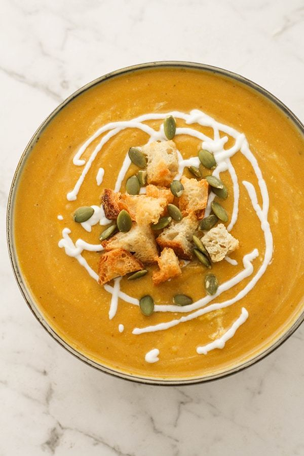 Pumpkin-Cauliflower-Soup-Recipe