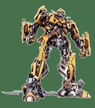 Meet The 8 Ft. Tall Bumble Bee Transformer!