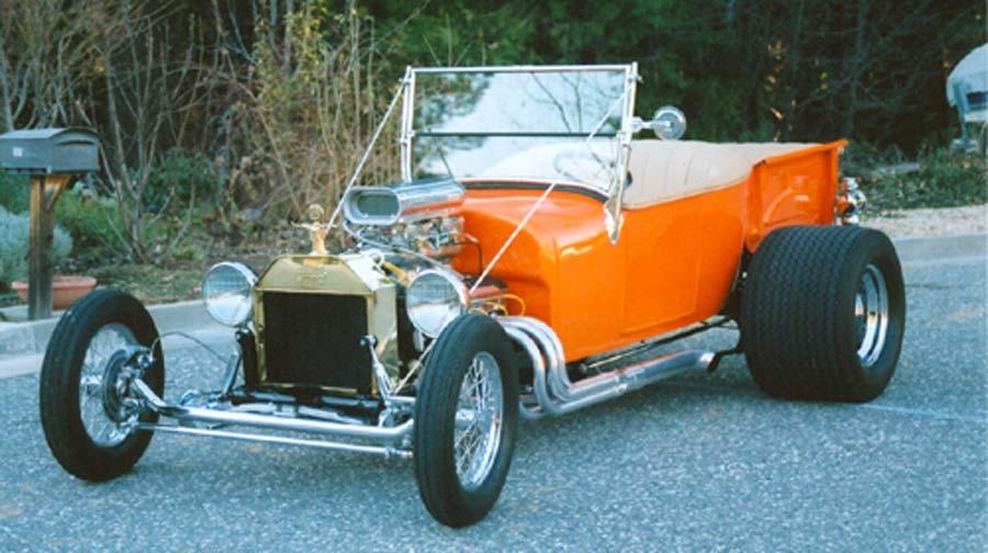 1926 Ford T-Bucket - Steve D.