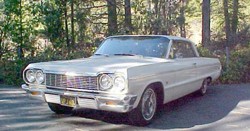 1964 Chevrolet Impala Karin & Bill R.