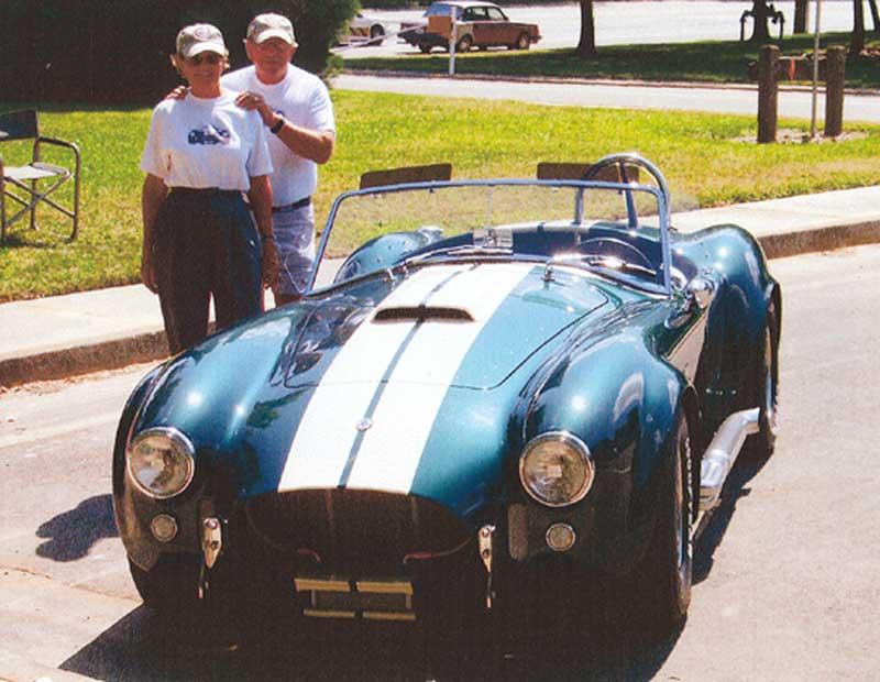 1965 Ford Cobra MK II - Chuck & Doreen F.