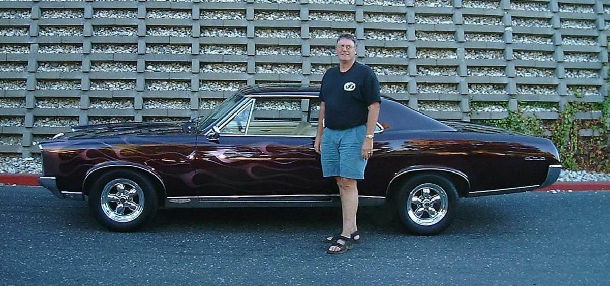 1967 Pontiac GTO 2dr HT - Dale L.