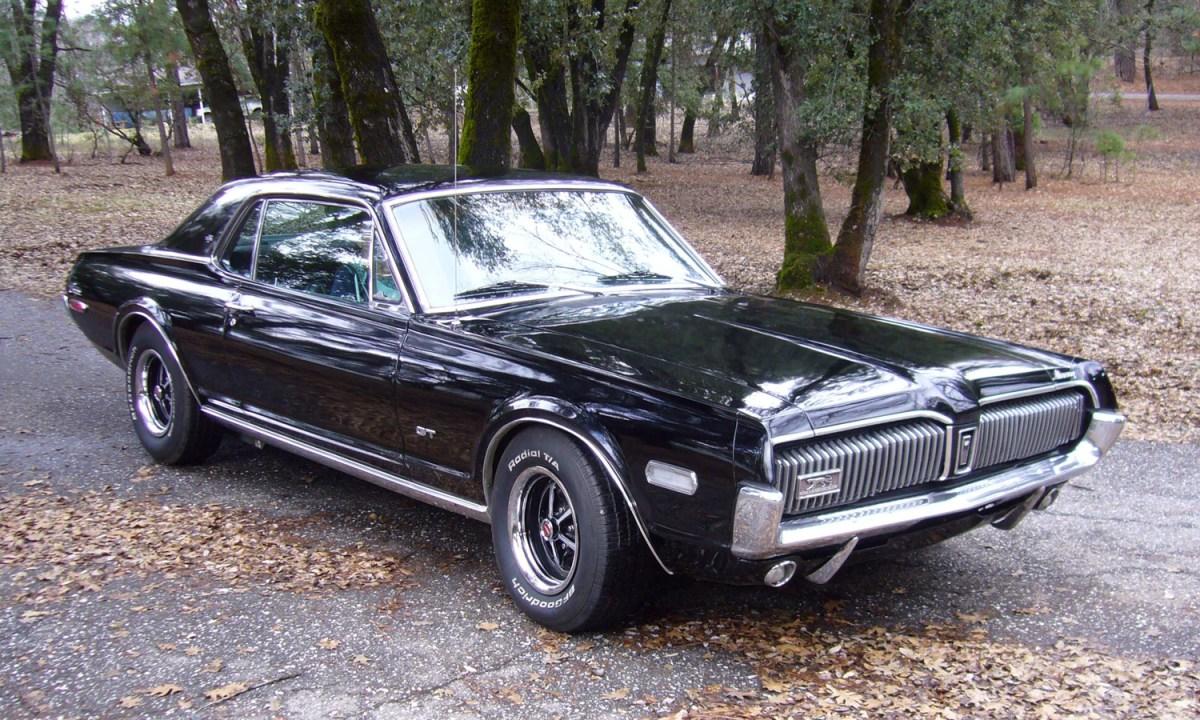 1968 Mercury Cougar XR7 - Don & Gloria C.