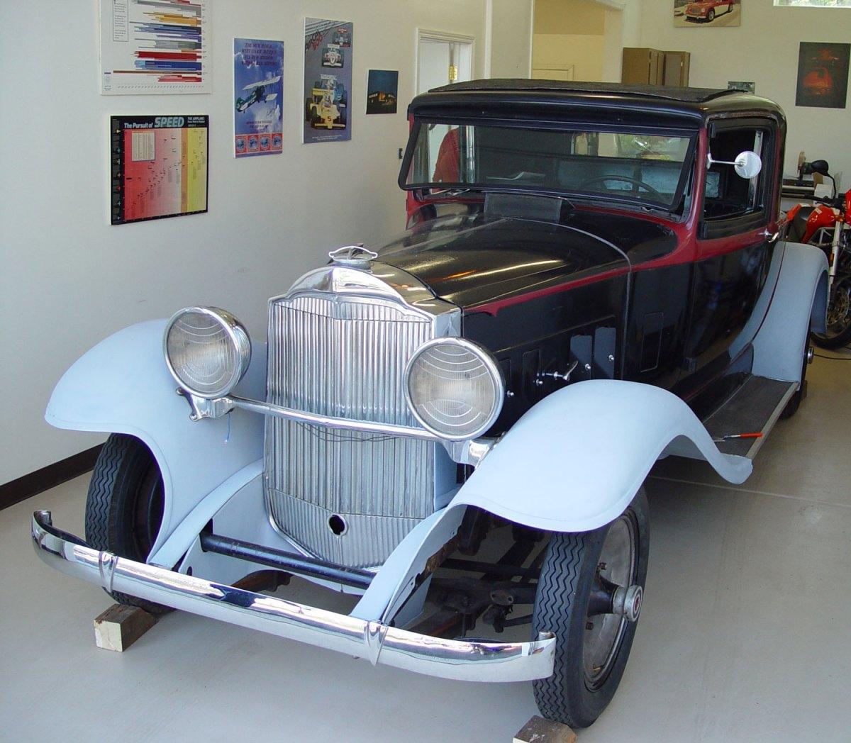 1932 Packard-Lew D