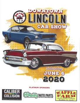 Rods and Relics Car Show - June 6, 2020