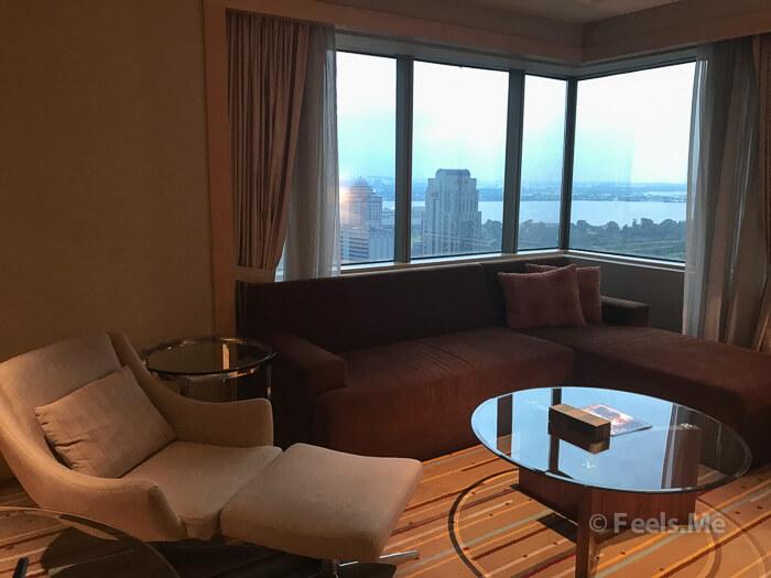 DoubleTree by Hilton Johor Bahru Living Room
