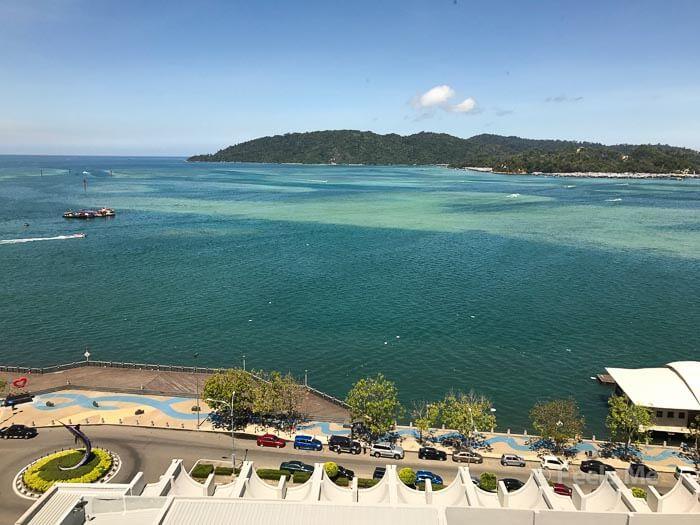 Hyatt Regency Kinabalu, Regency Club Ocean View