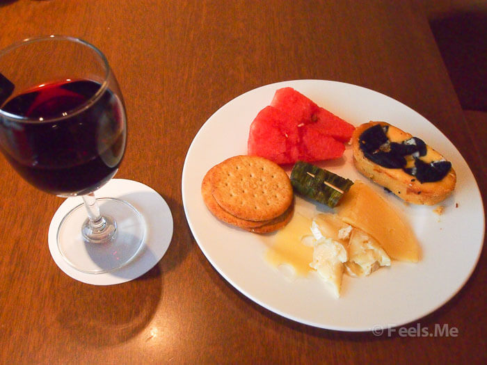 Hyatt Regency Kinabalu, Regency Club Evening Cocktail