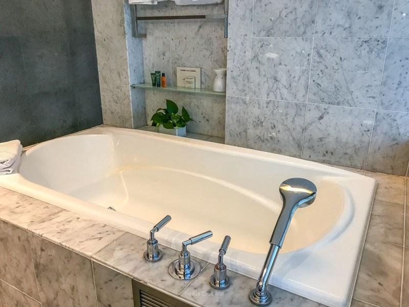 Hilton Kuala Lumpur Grand Suite Review
