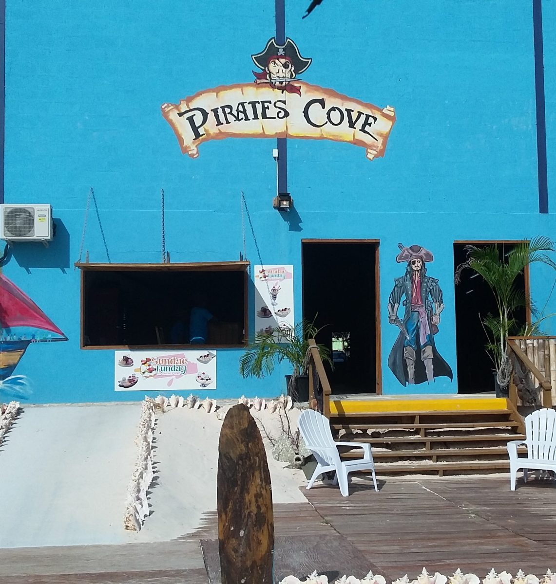 Good Afternoon from Pirate's Cove, Barbados