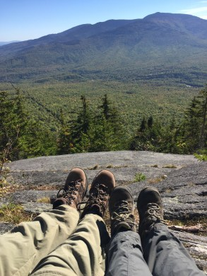 Hike in the White Mountains