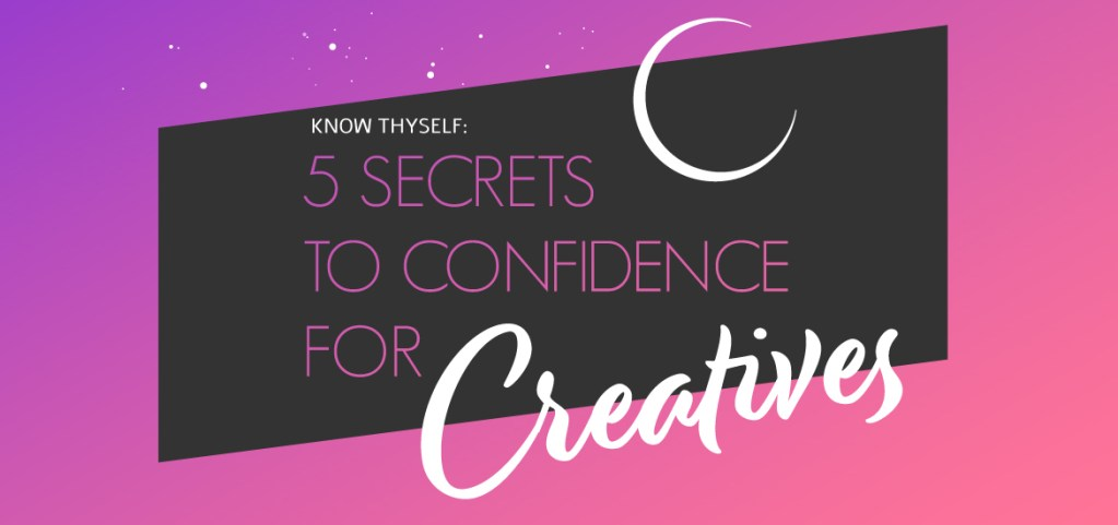 Featured image for blog on confidence