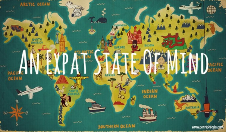 An expat state of Mind
