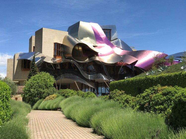 Marqués de Riscal - 5 days of Spanish Wine