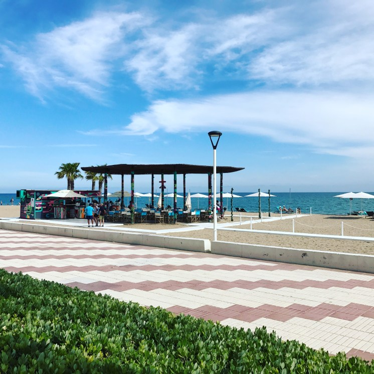 South of Barça