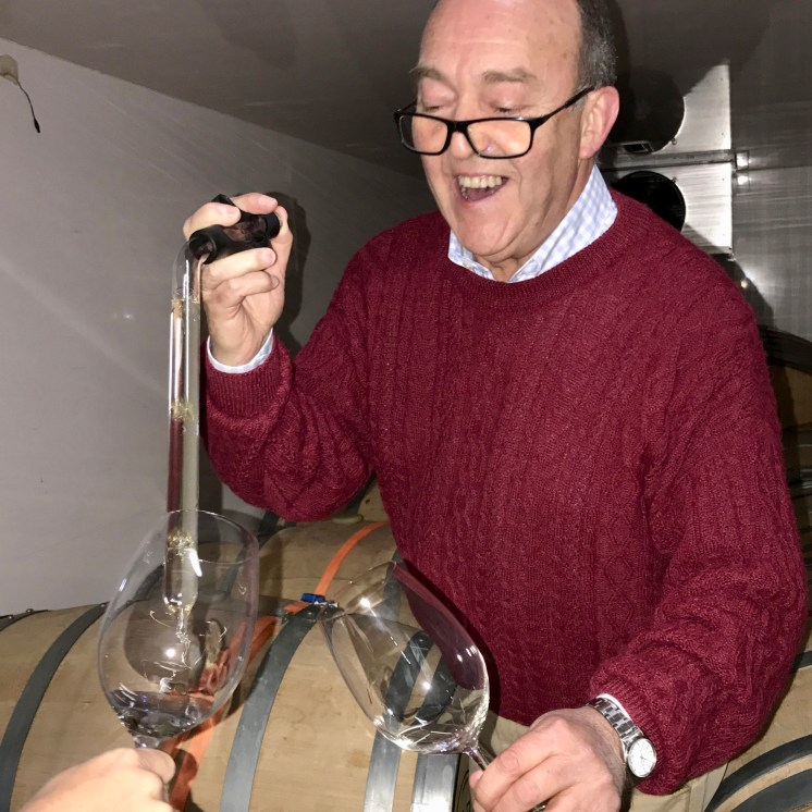Basilio Izquierdo, Cellar Master