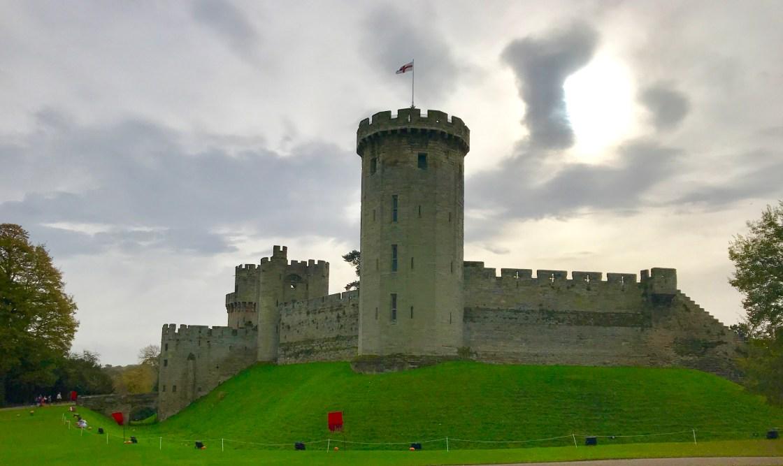 castles, uk tour