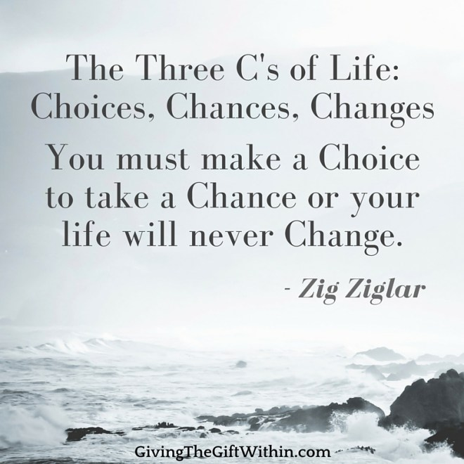 Choices-Chances-Changes