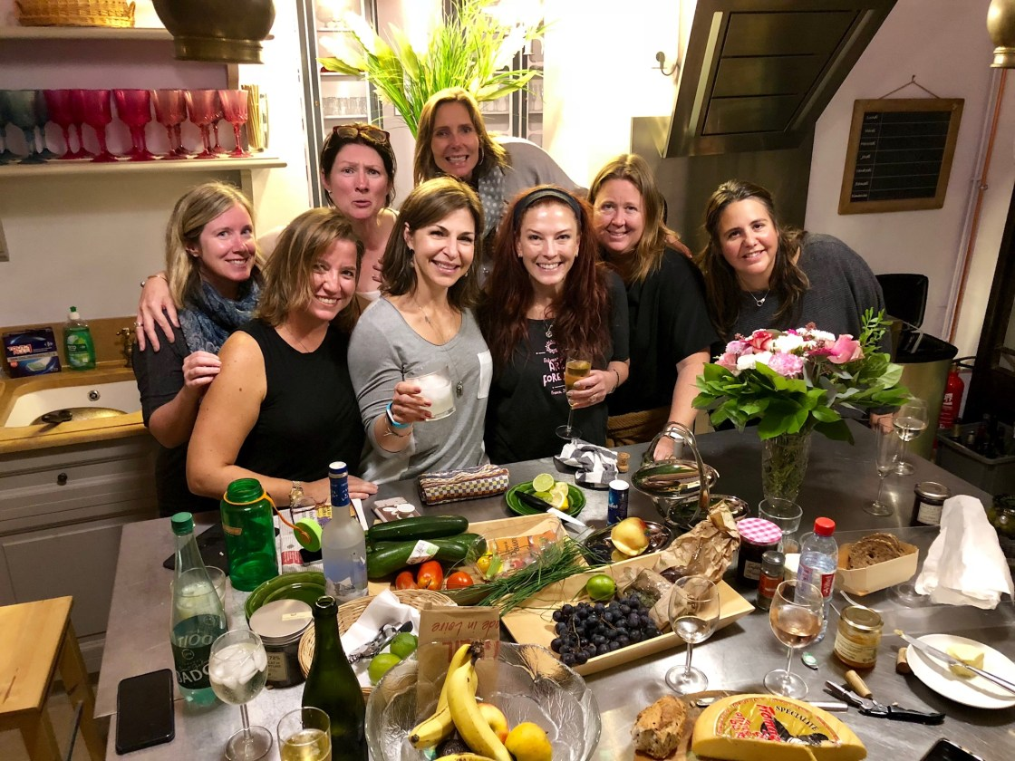 Girls trip France 2018, Loire Valley