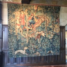 Tapestry, Chateau Langeais