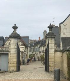 Village of Azay-le- Rideay