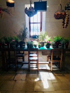 Interior of Chenonceau