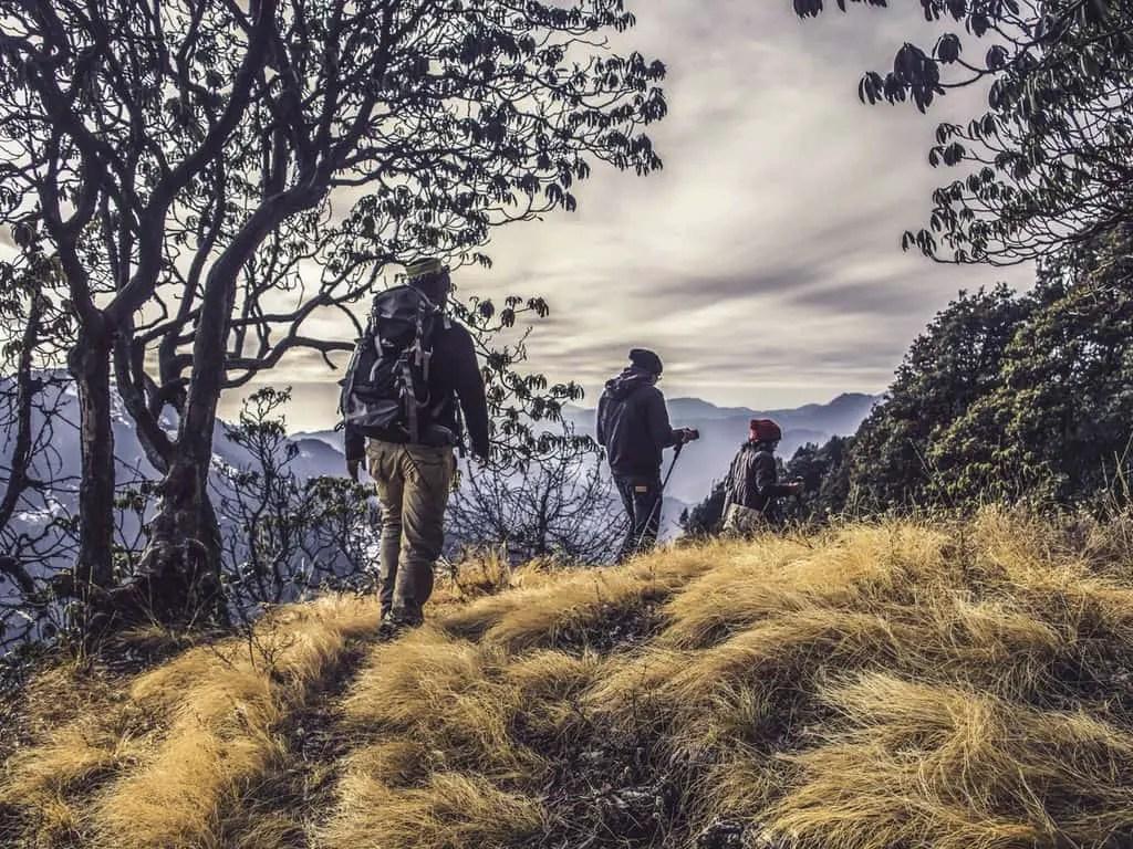 social benefits of hiking