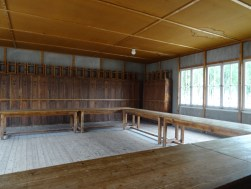 Dachau Concentration Camp: Living area for prisoners