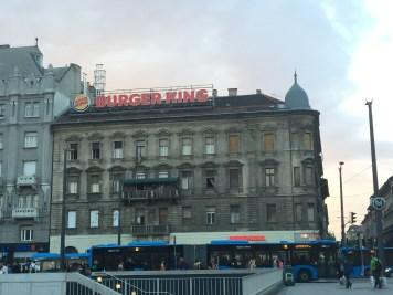 Burger King - Budapest
