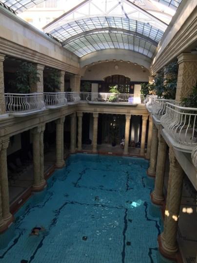 Budapest: Gellért Thermal Bath