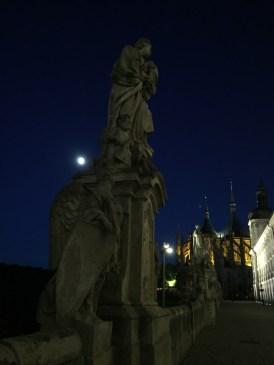 Kutna Hora by night