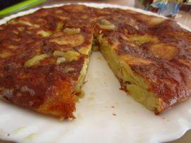Patata de tortilla. Delicious.