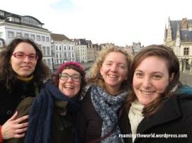 Friends, Ghent Belgium!