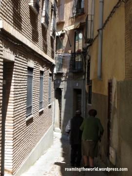 Abuelitos in Toledo, Spain