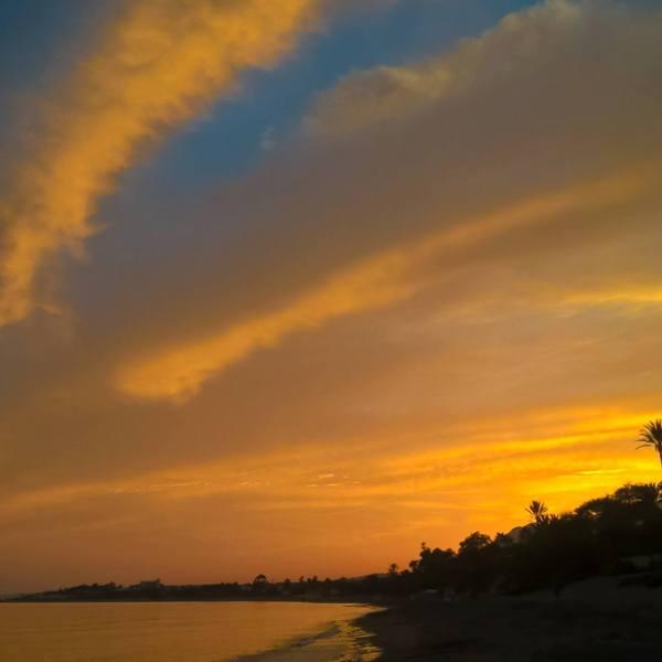 Alboran Sunset