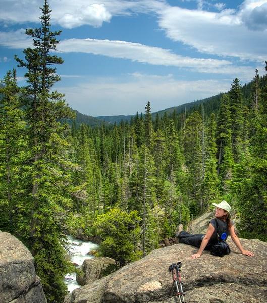 Hiking Buchanan Pass