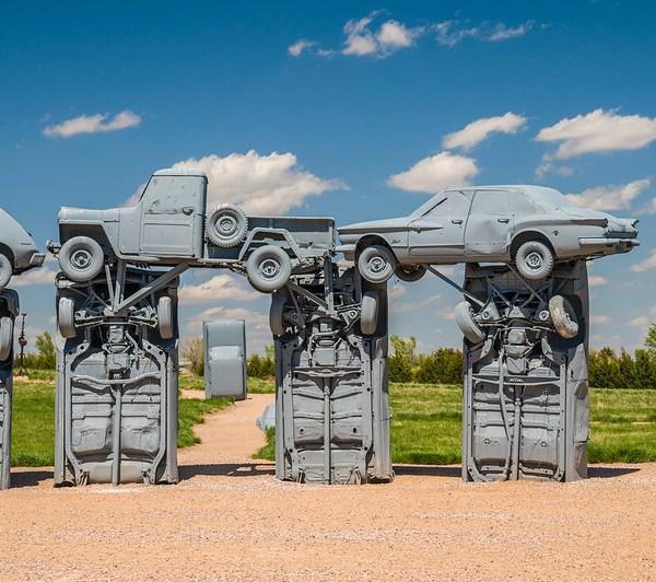 Carhenge Nebraska