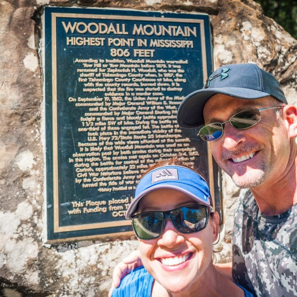 Woodall Mountain