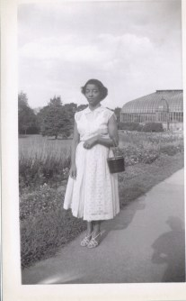 My Mom Mable Palmer