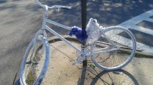 White Bike Memorial