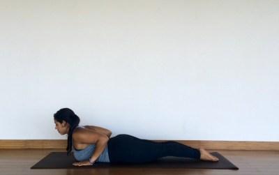 cobra pose bhujangasana a yoga tutorial  roaming yogi