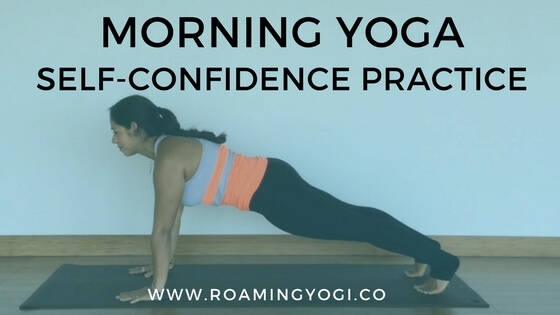 Morning Yoga: Self-Confidence Practice