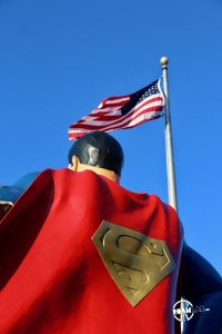 """On January 21, 1972, DC comics declared the fictional town of Metropolis to be the """"Hometown of Superman."""" On June 9, 1972, the state of Illinois declared the very real town of Metropolis, Illinois to be the """"Hometown of Superman."""" What followed was the inevitable scheduling of Superman themed events, attractions, and a very large statue in the town square."""