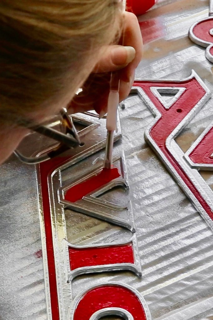 Repainting your camper decals, logos, and emblems is central in any RV restoration. Renew old decals with a little DIY sanding, spray paint, and clear coat.Repainting your camper decals, logos, and emblems is central in any RV restoration. Renew old decals with a little DIY sanding, spray paint, and clear coat.