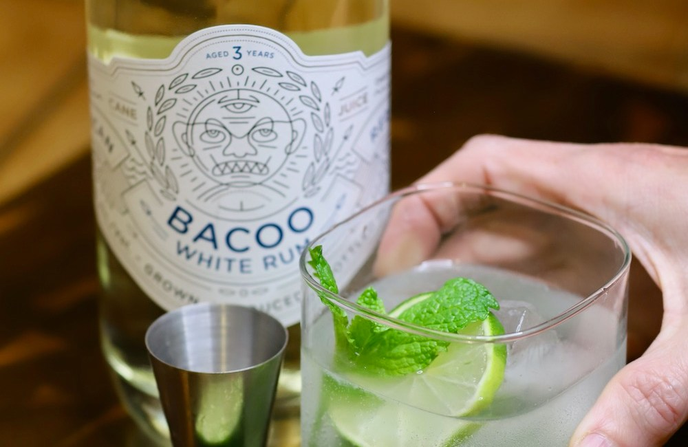 Lift your spirits and muddle up some mint, lime, rum, simple syrup, and club soda for this classic campground mixology mojito cocktail recipe.