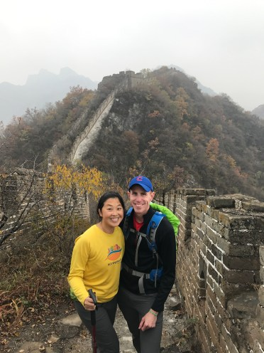 Our Great Wall Hike!