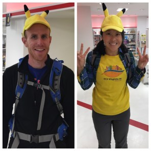Pikachu!! Who wore it better?