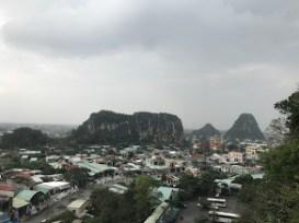 View of Danang.